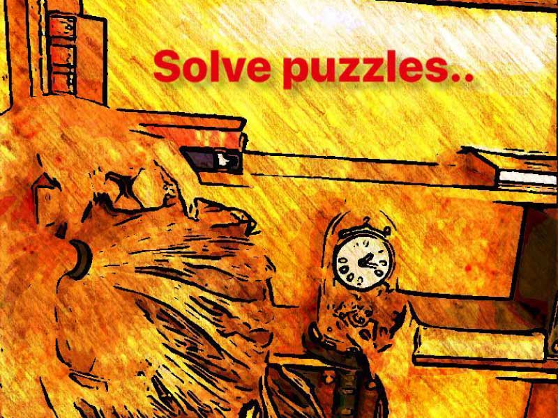 how to play escape room solve puzzles